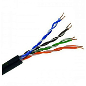 ВИТАЯ ПАРА 4PR 24AWG CAT5e OUTDOOR  (305m)